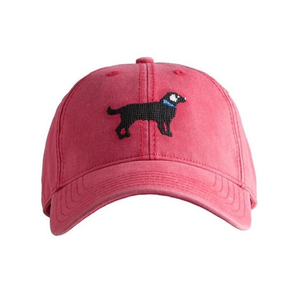 [Hardinglane]Adult`s Hats Weathered Red-Black Lab