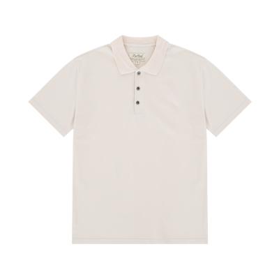 [재입고완료_당일출고]Knit collar polo (Cream beige)