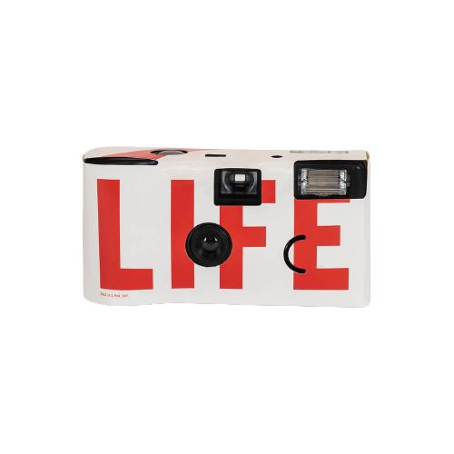 일회용 수동 필름 카메라 - 화이트