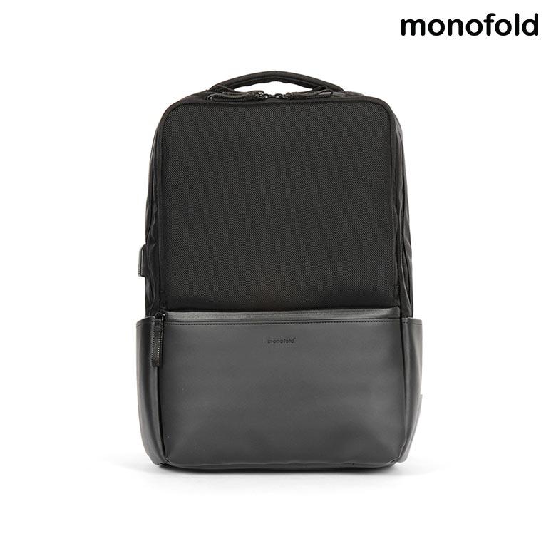 공식[모노폴드] 맥가이버 백팩_MACGYVER  BACKPACK_블랙
