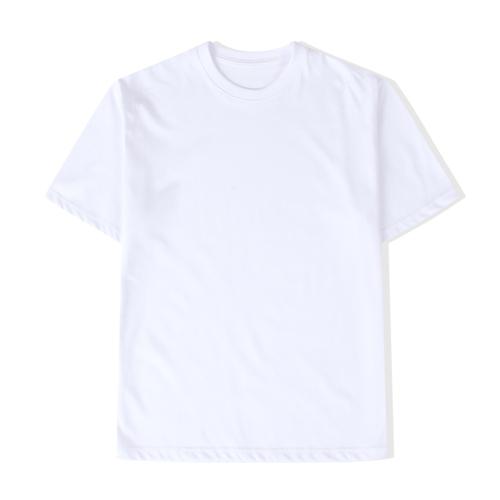 21S/S 세미오버핏 수피마 티셔츠 (화이트)
