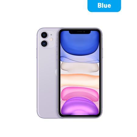 [진열상품][보상나라] 애플 아이폰 11 64G Purple(충전기/케이블 미포함)