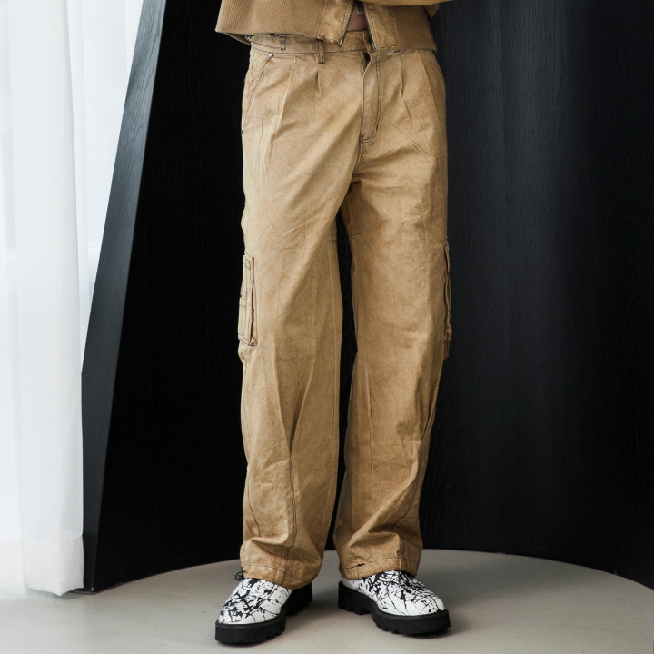 ANDRE PANTS (BEIGE)