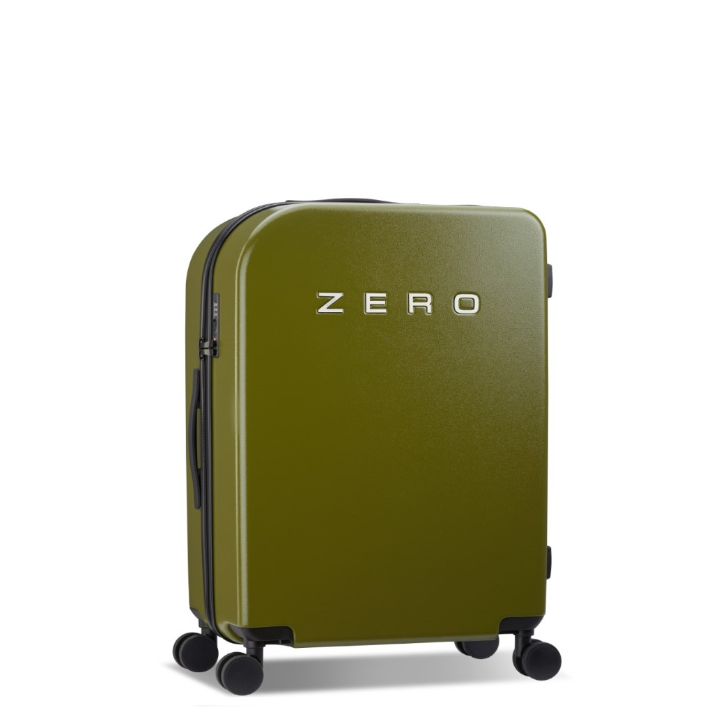 [제로러기지] ZERO2 스마트 캐리어 20 INCH OLIVE GREEN