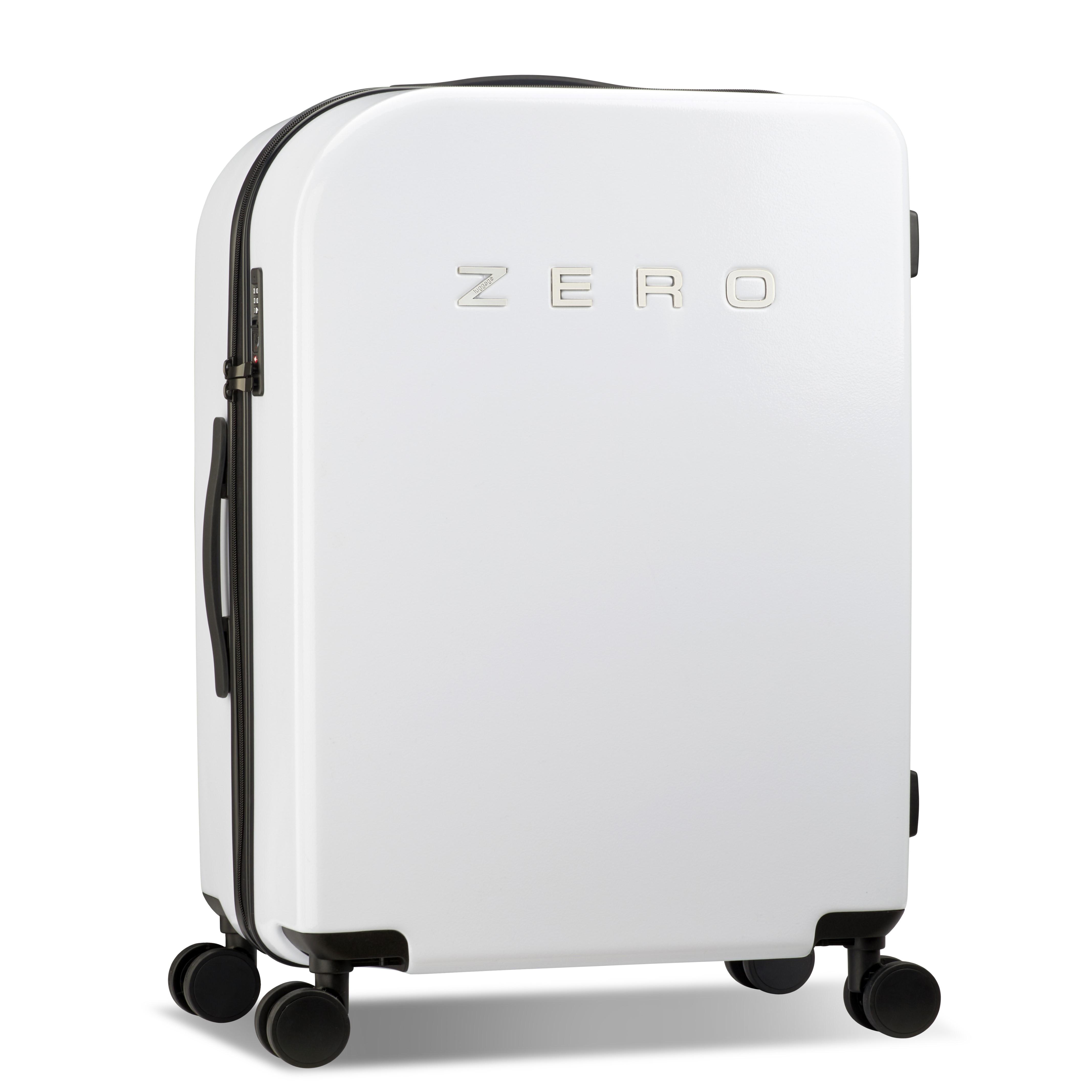 [제로러기지] ZERO2 스마트 캐리어 27 INCH WHITE