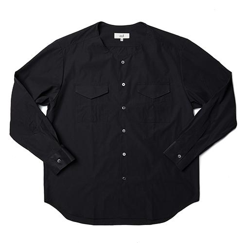 ERD - Round shirts Black