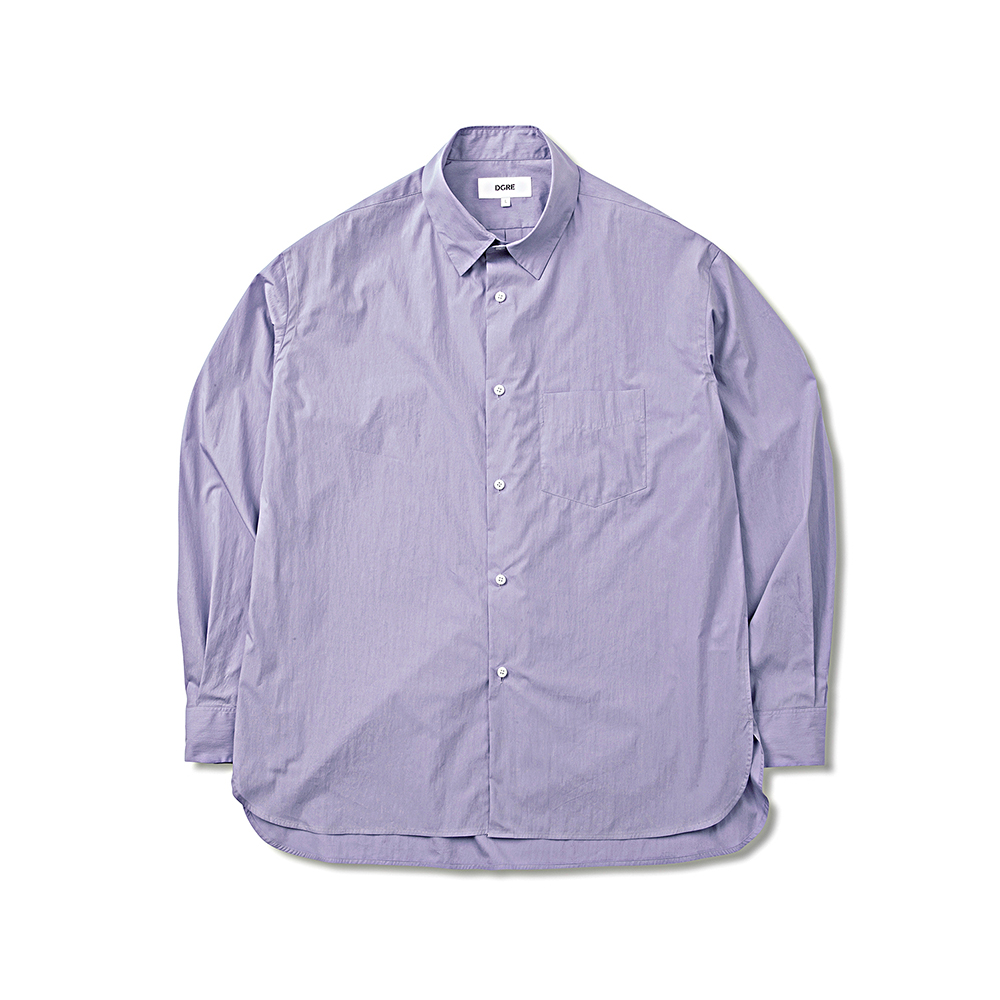NOTTHING HILL RELAX FIT SHIRTS PURPLE