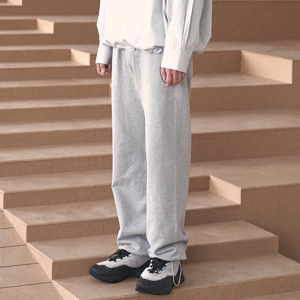 Classic String Sweat Pants [Grey]