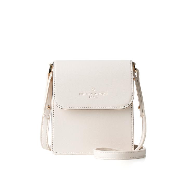 anemone bag (cream) - D1035CR