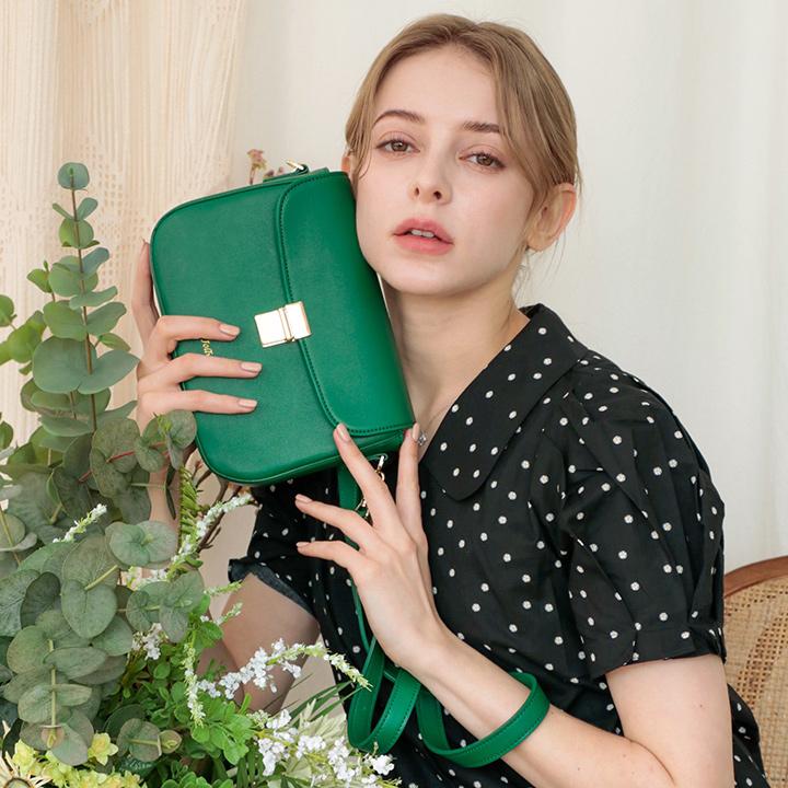 ella bag ( green) - J0002GR