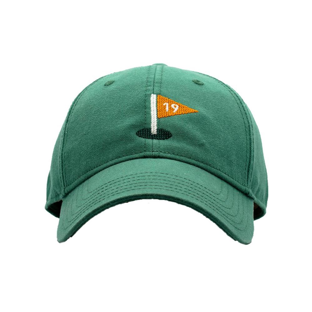 [Hardinglane]Adult`s Hats 19th Hole on Moss Green