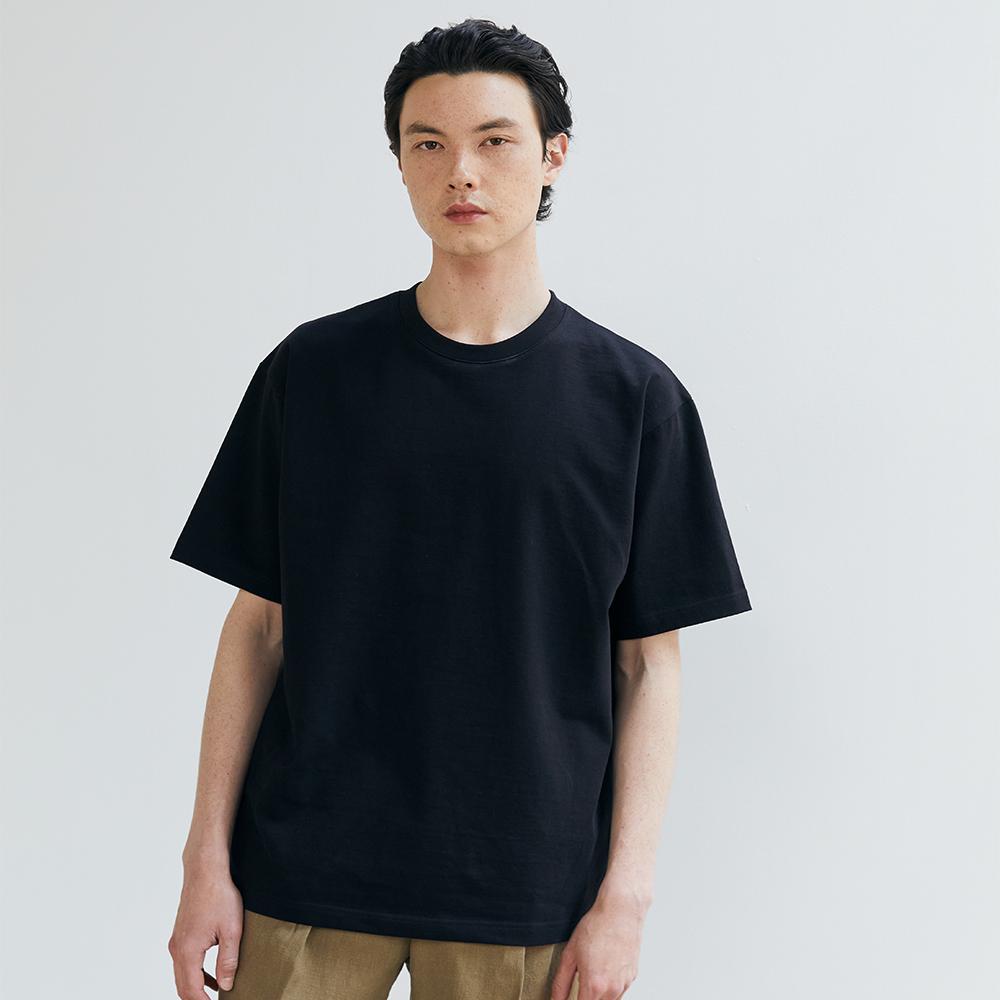 ERD Regular fit T-shirts Black