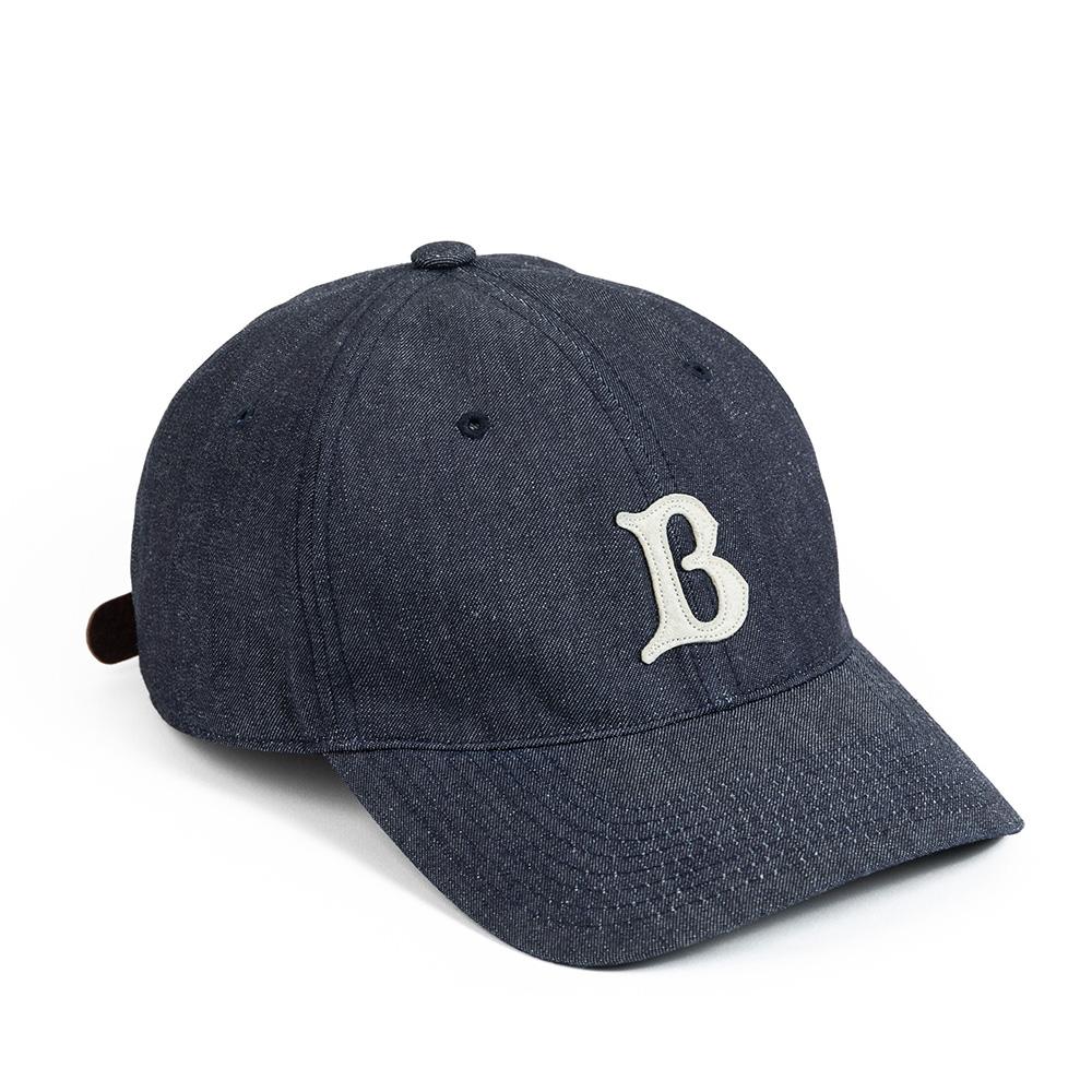 LB DENIM BASEBALL CAP (denim)