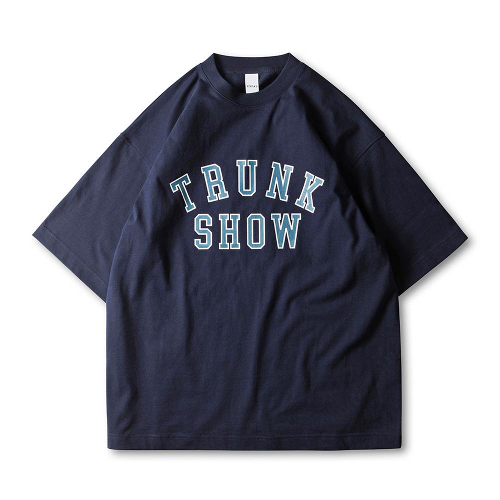 [TRUNK SHOW] TRUNK SHOW LOGO T SHIRTS (NAVY)