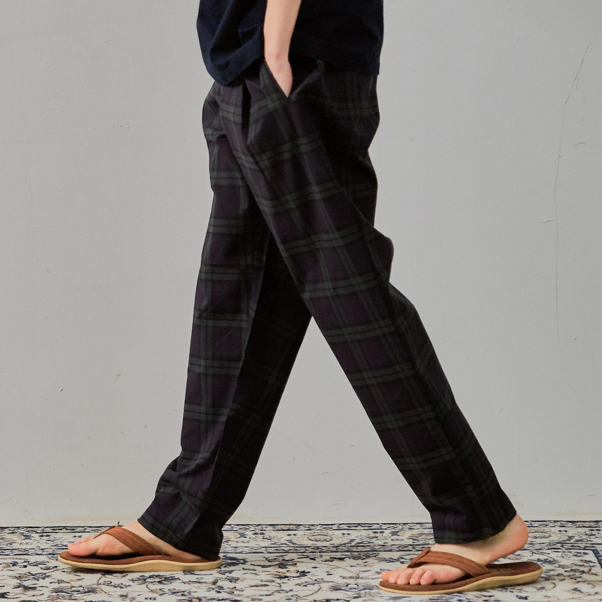 [3차리오더] Black Watch Tartan Pants
