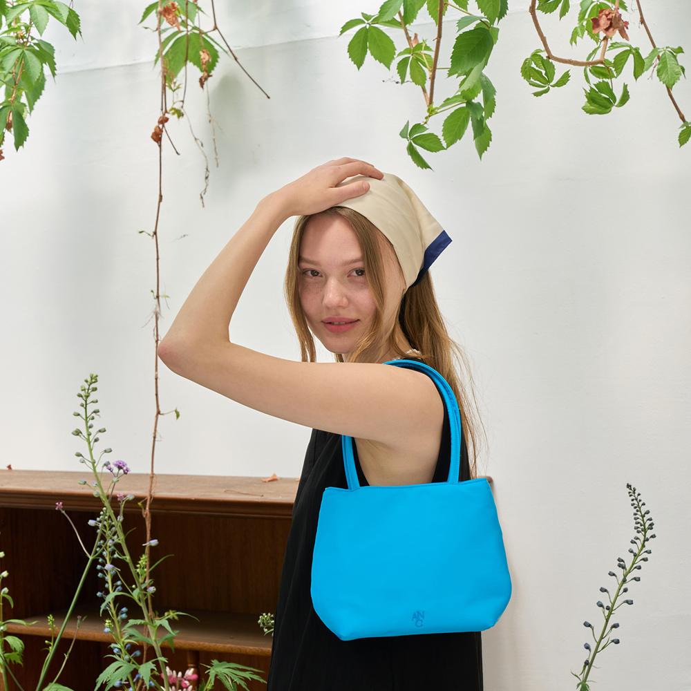 [언에디트] Tiny Bag CYAN BLUE