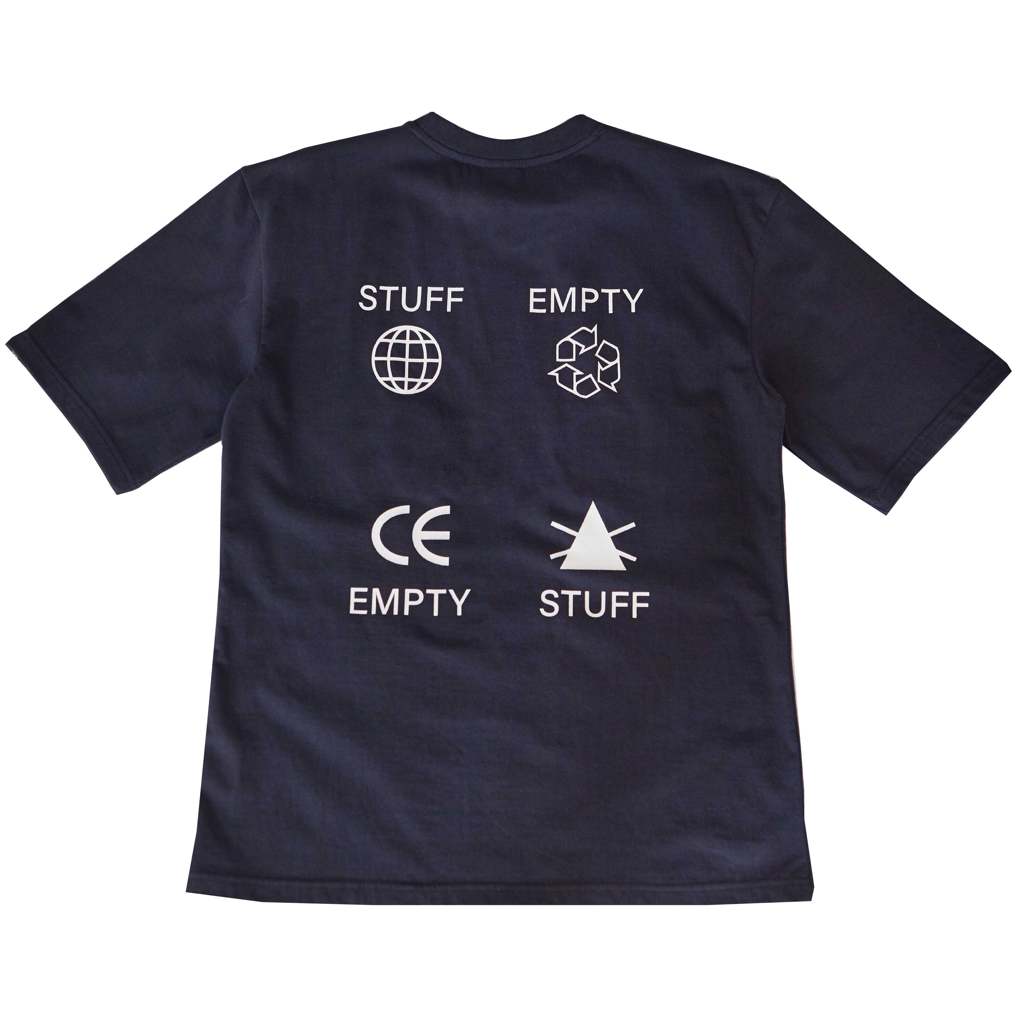 Stuff & Empty (Navy)