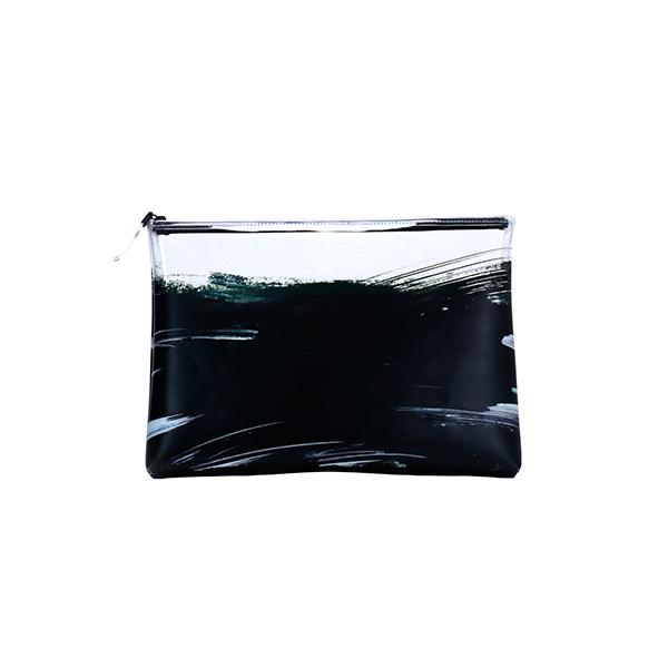 METEOR Clutch Bag (black)