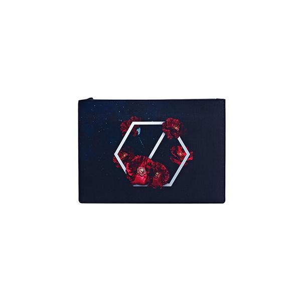 CONTOUR 19 S Clutch Bag (black)