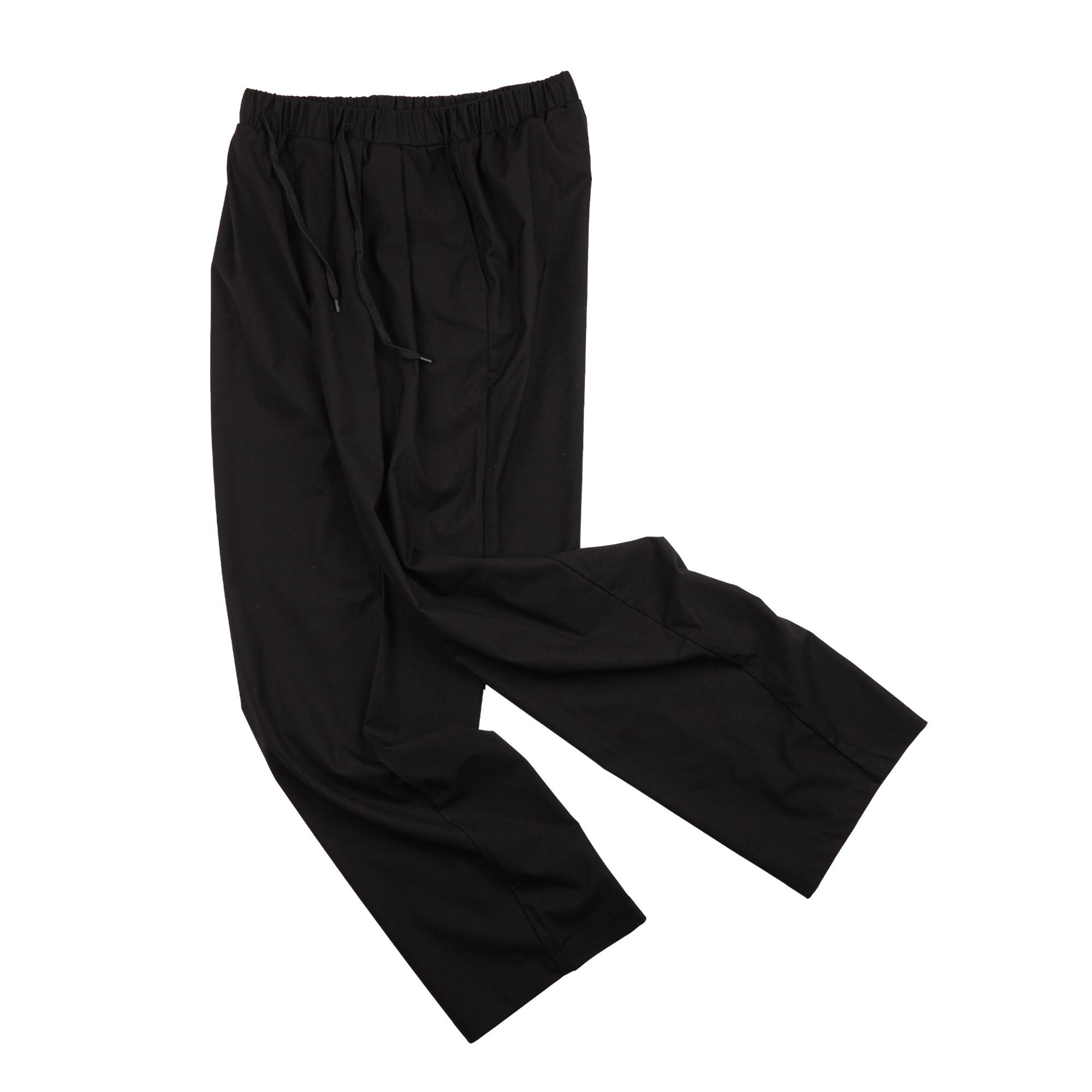 Bandding Slacks-Black