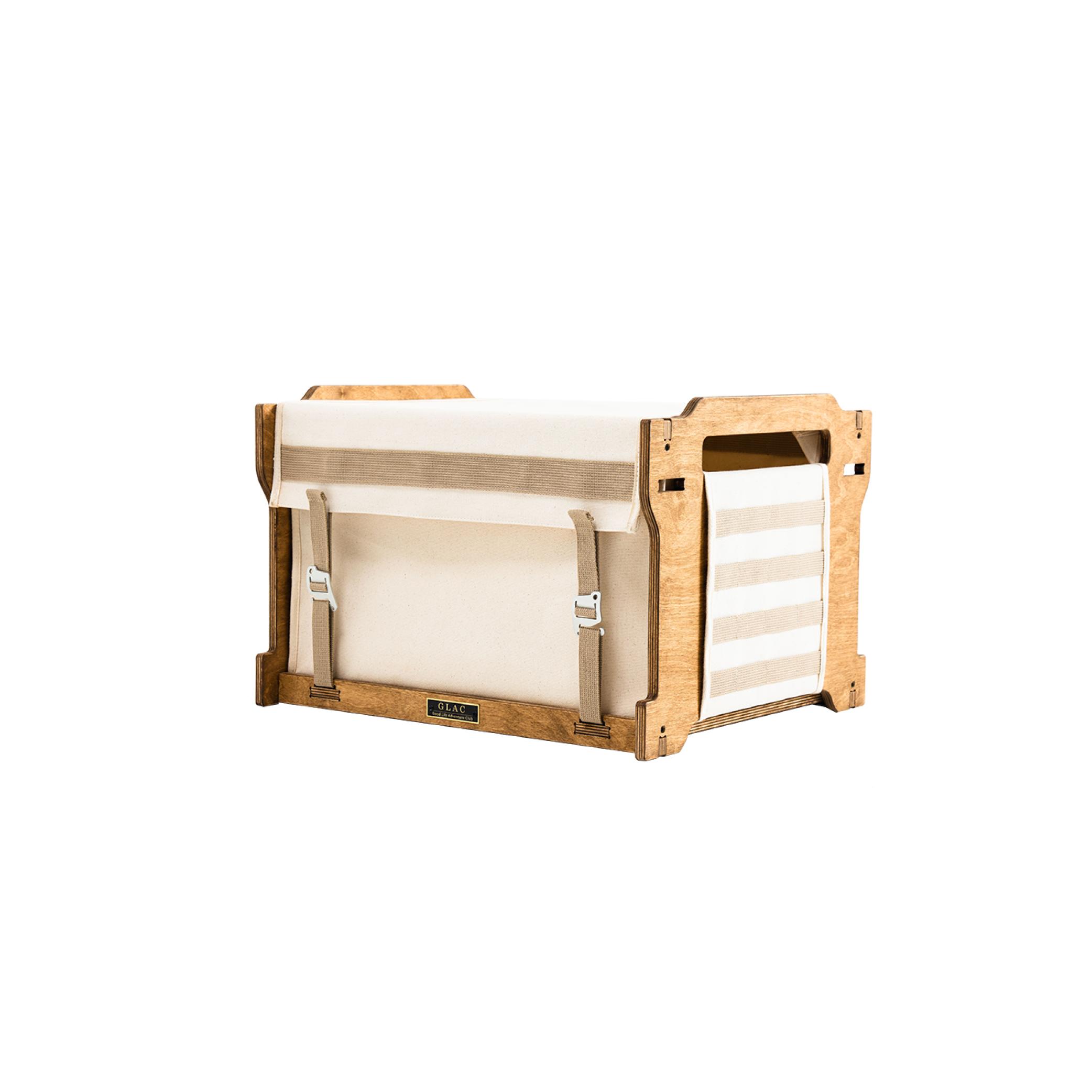 GLAC Crate 25 Camping Box