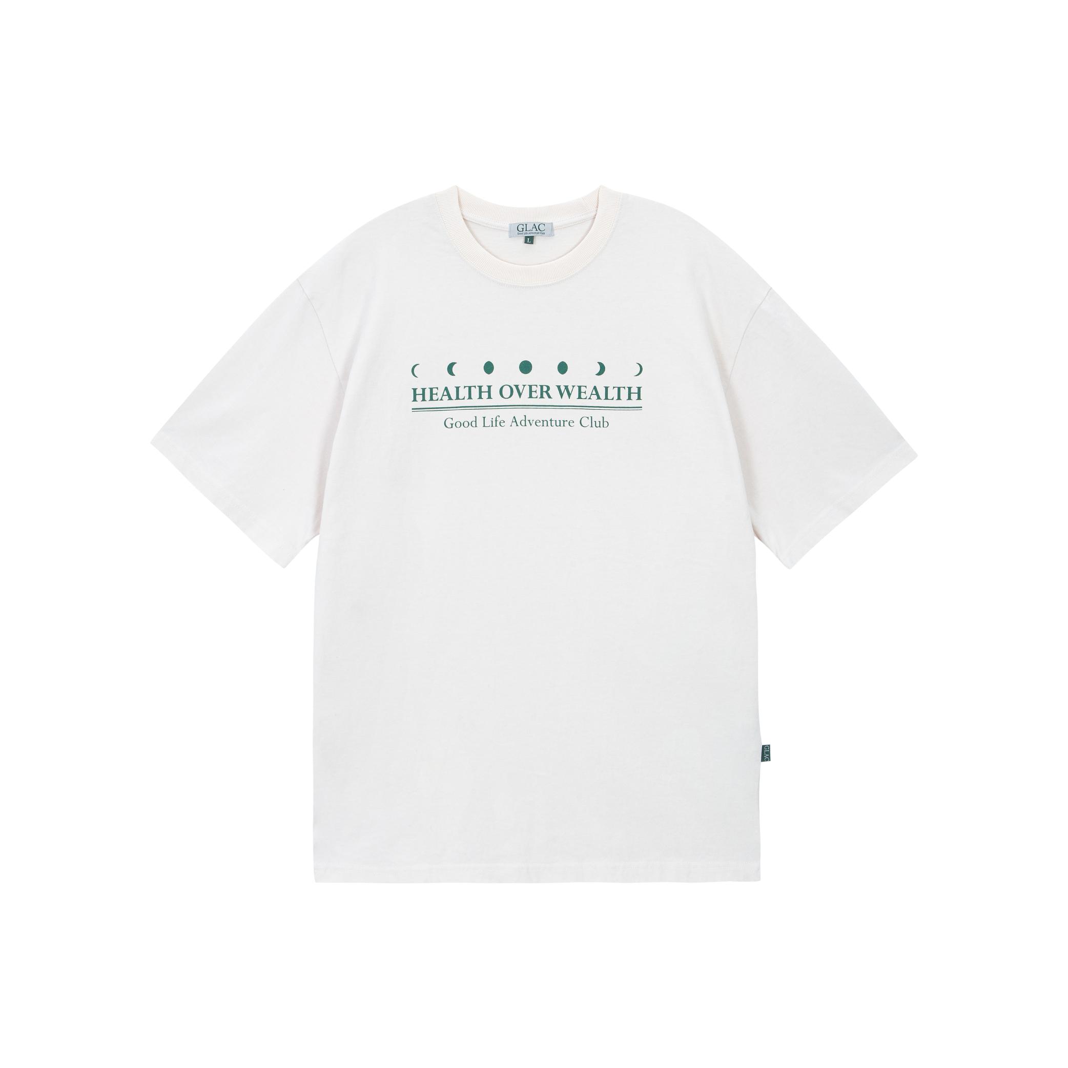 GLAC 1/2 T-Shirt Ver.3