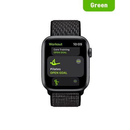 [보상나라] 애플 애플워치 5 44mm 스페이스그레이 알루미늄 케이스 GPS+CELL + 스포츠루프 중고