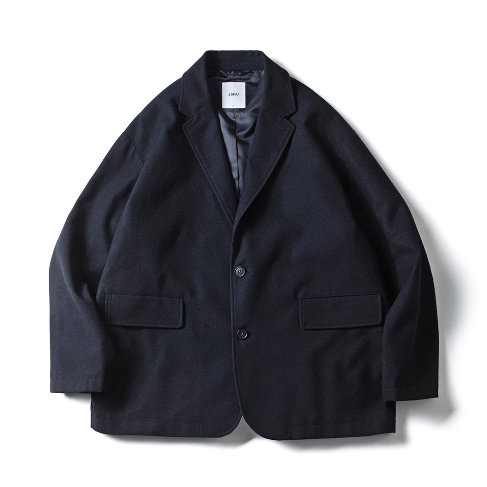 [ONO] A.W.O SET-UP OVER-FIT JACKET (NAVY)