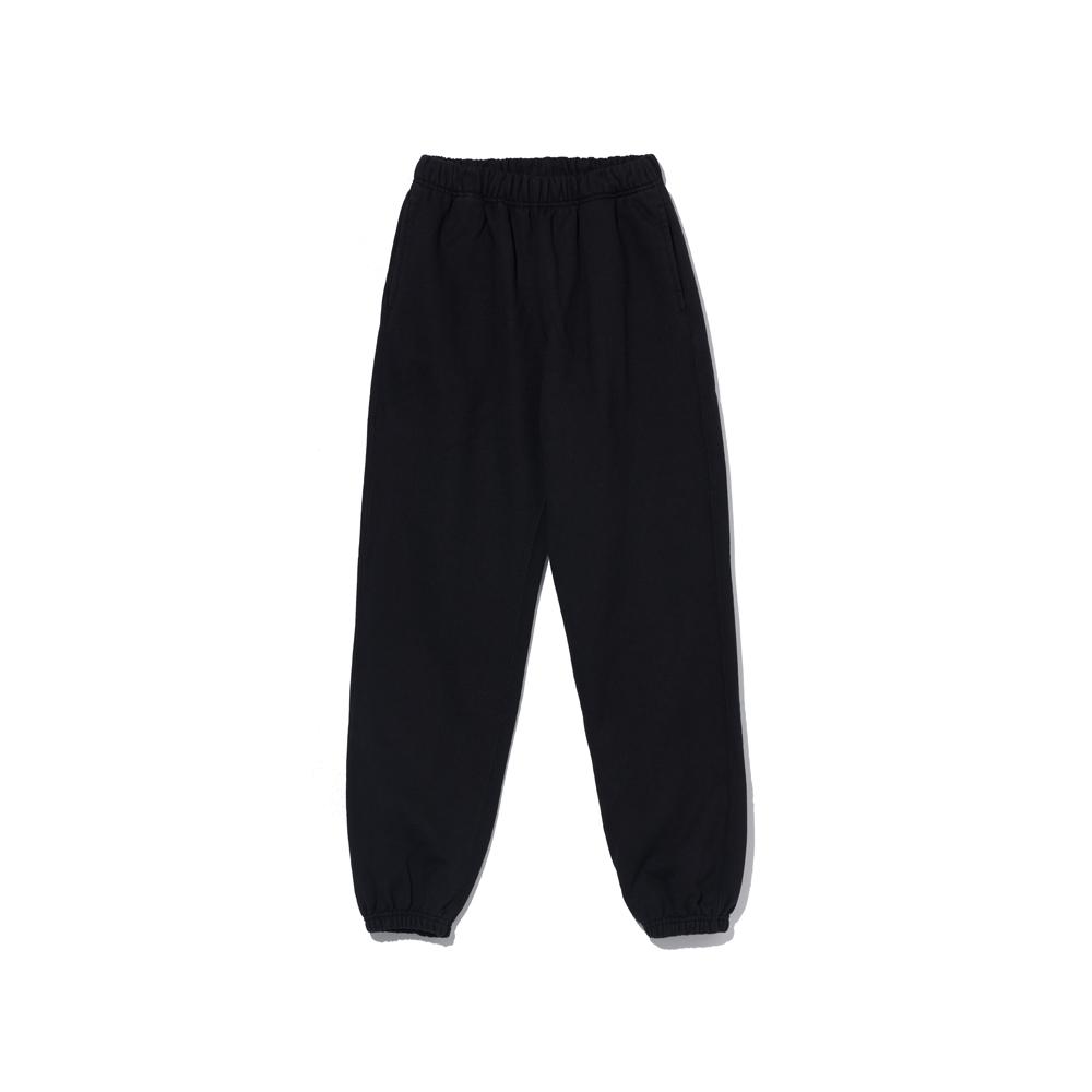 [ONO] Cotton Sweat Pants (Black)