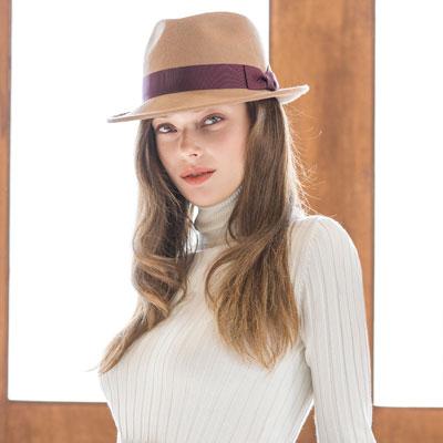 TRILBY HAT - WOOL FELT