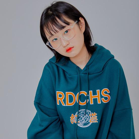 RDCHS Hoody-T [Green]