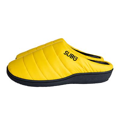 Down Sandal [Vibrant Yellow]