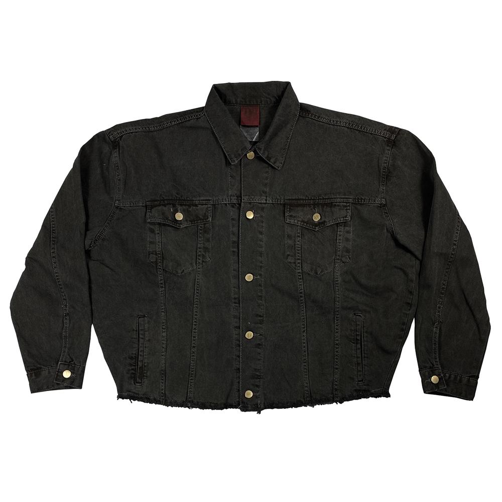 Pigment denim jacket