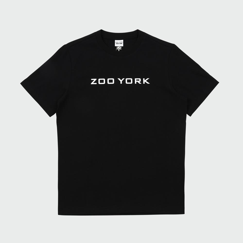 FRONT LOGO TS - BLACK