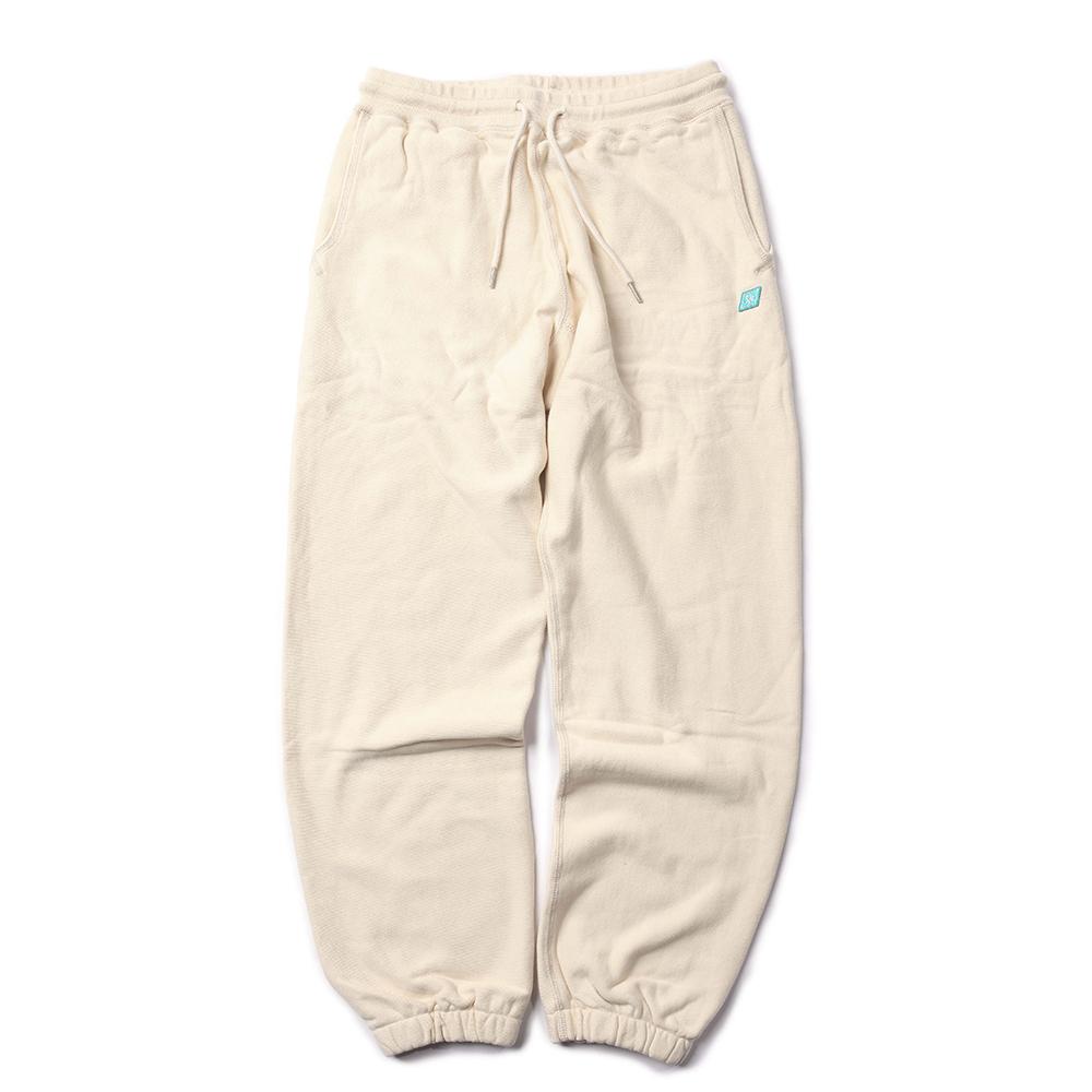 Jogger Sweat Pants -Natural-