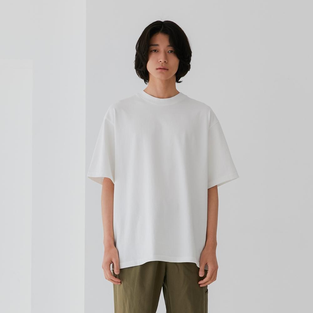 ESSENTIAL T-SHIRTS (WHITE)