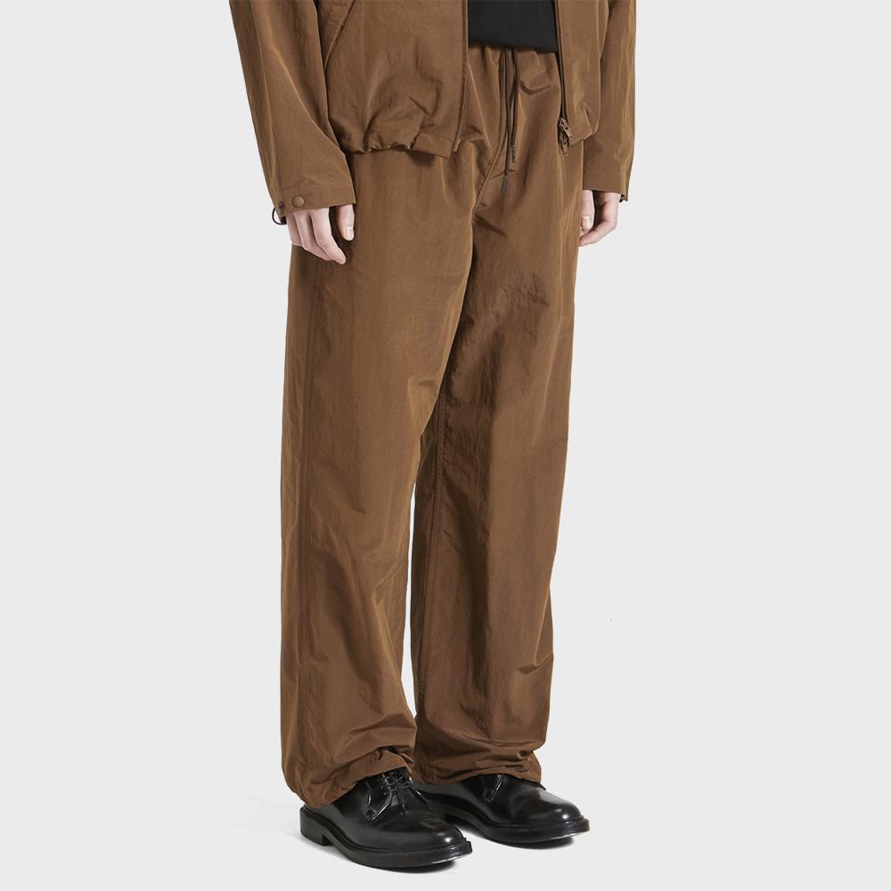 [시즌오프세일] Cosy Track Pants Brown