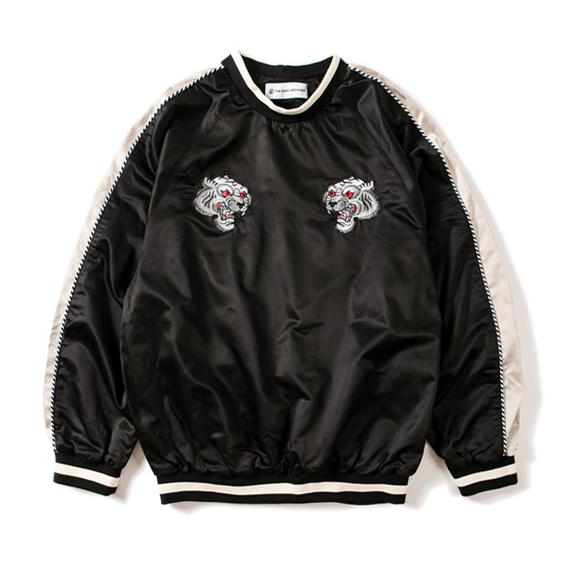 Sukajan Sweatshirt (Black)