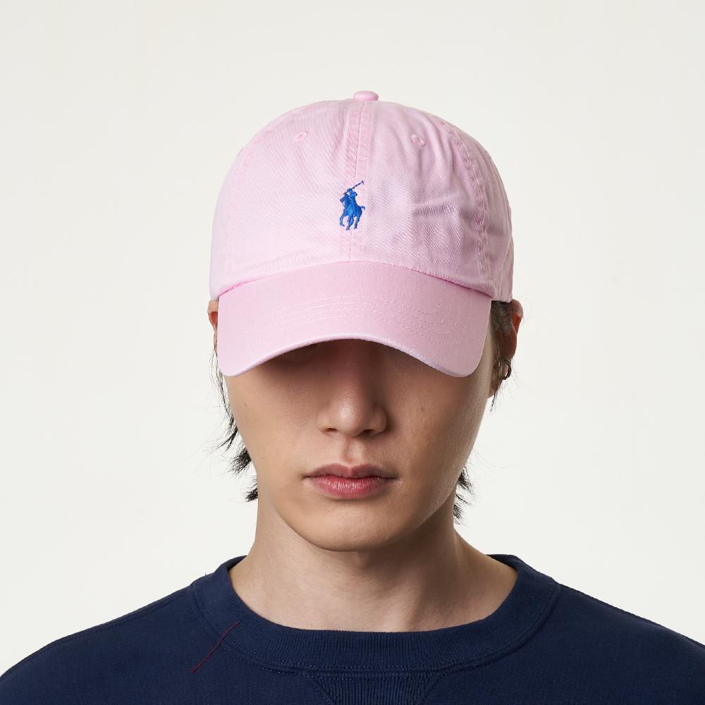 [공식]CLS SPRT CAP-HAT-COTTON CHINO  CARMEL PINK_MAPOHGS0J420123