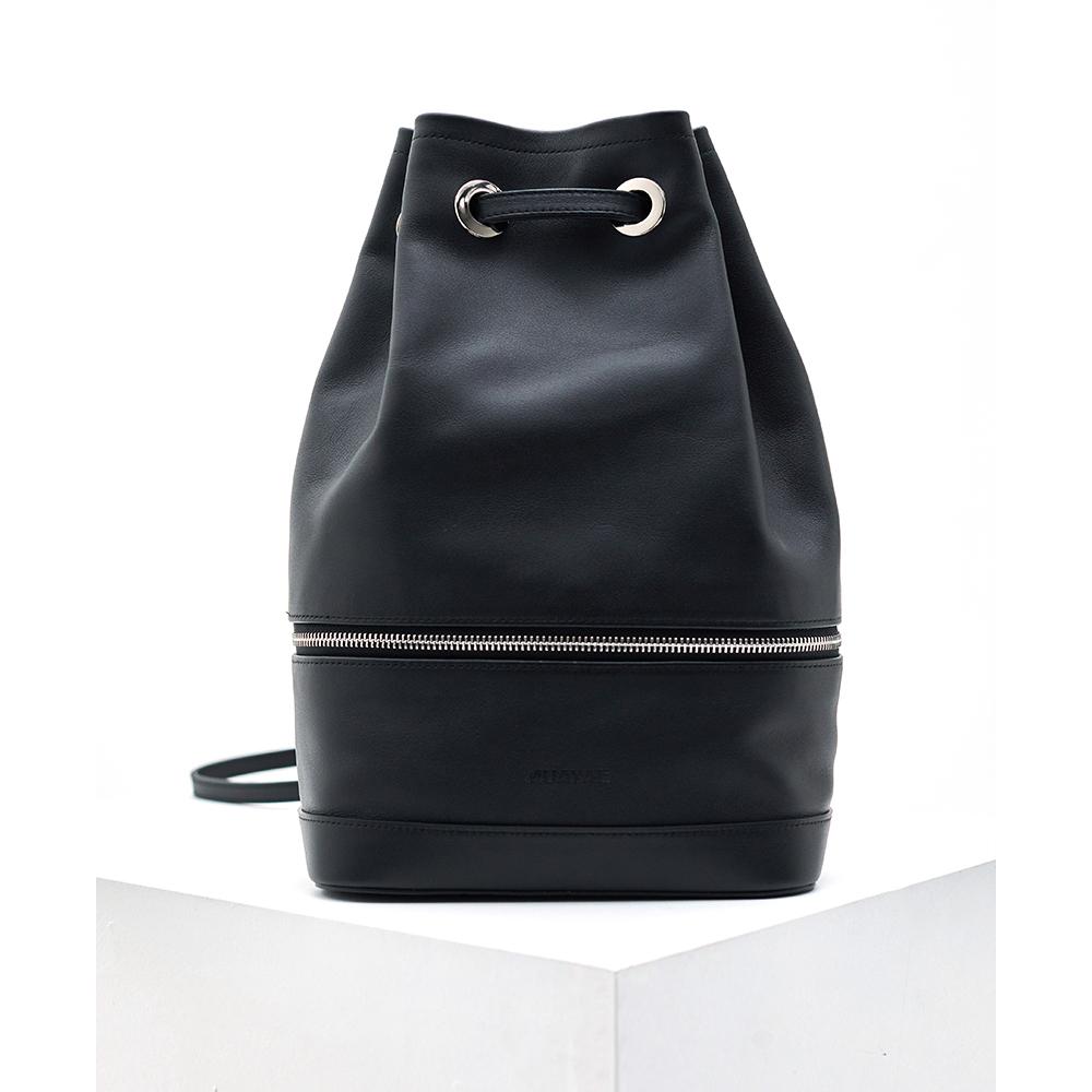 one shoulder HOBO bag _ black