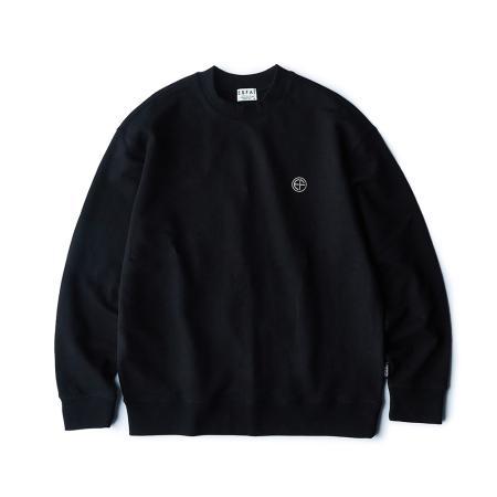 sf05 set it off sweat shirt (Black)