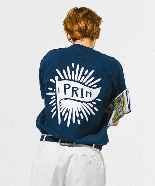 PRIN CLUB-T - NAVY