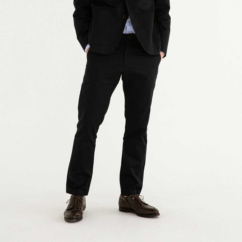 Combat Trouser One Wash Navy