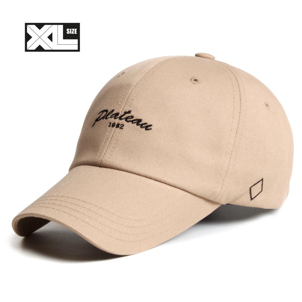 빅사이즈 볼캡 XL J 1982 PLATEAU CAP_BEIGE