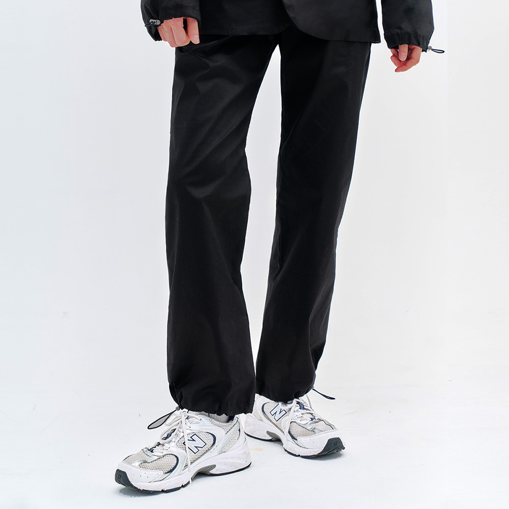String Trousers [Black]