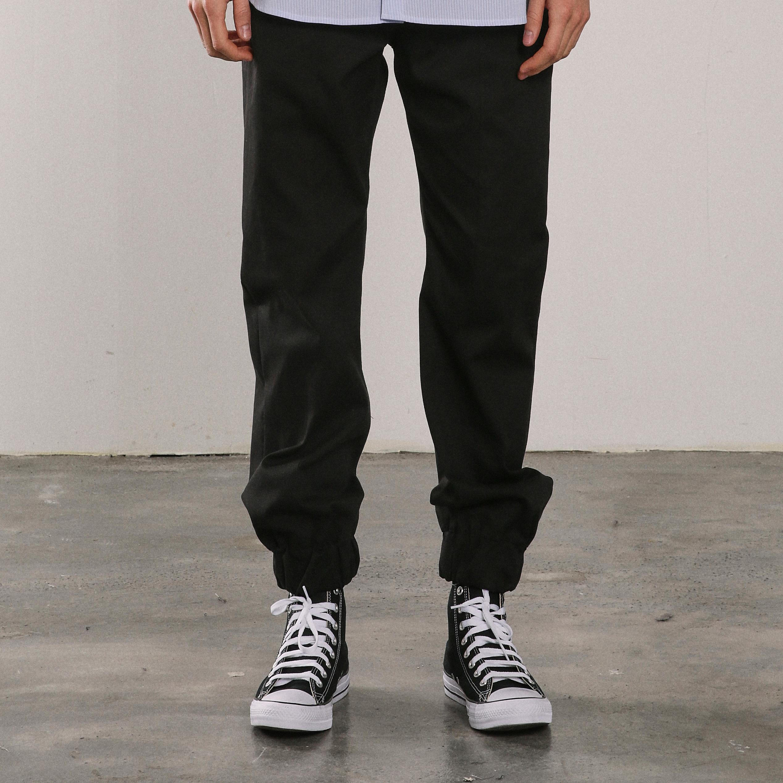 20SS SLIT JOGGER PANTS (2color)