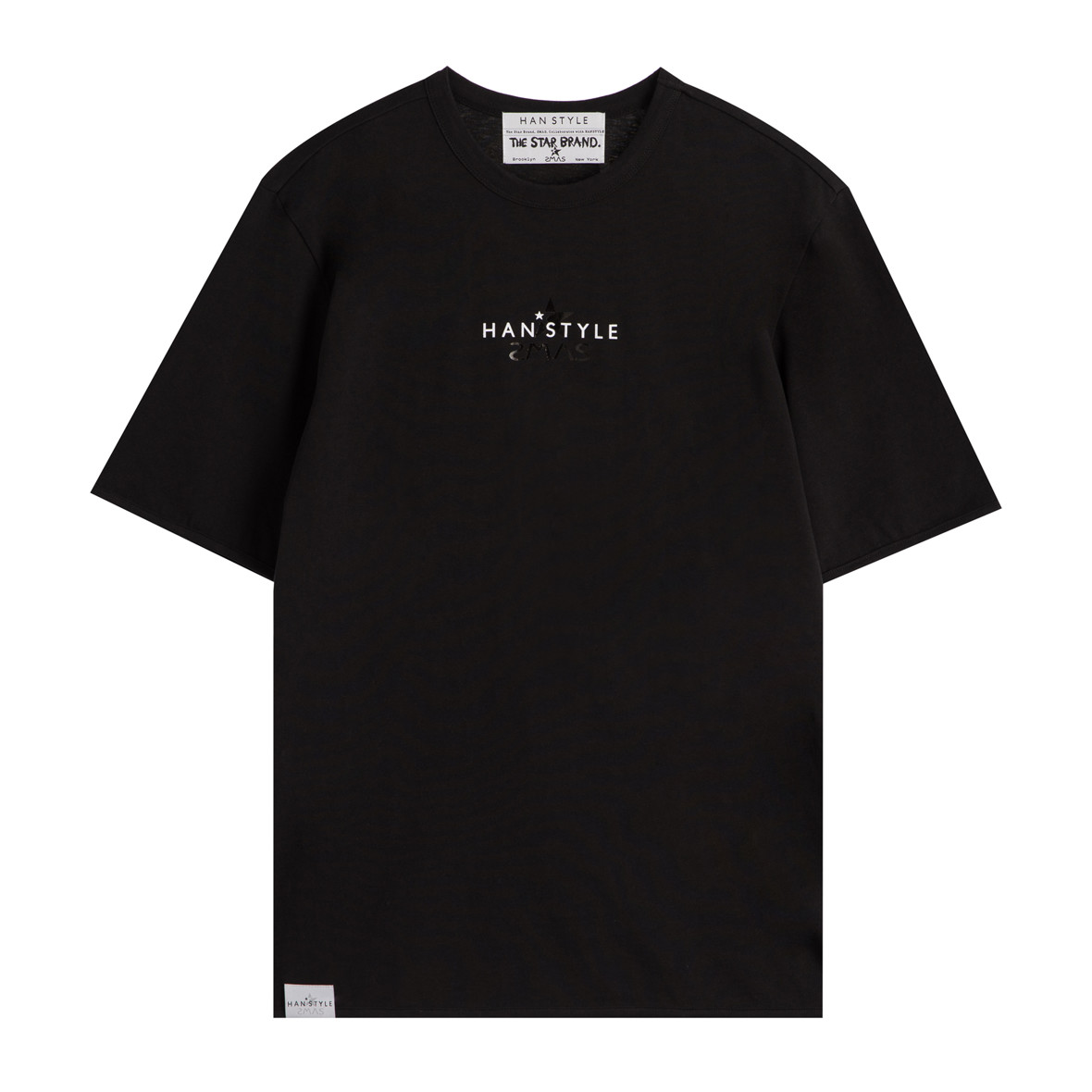 20SS Hidden Star Logo T-Shirts / 2 Color