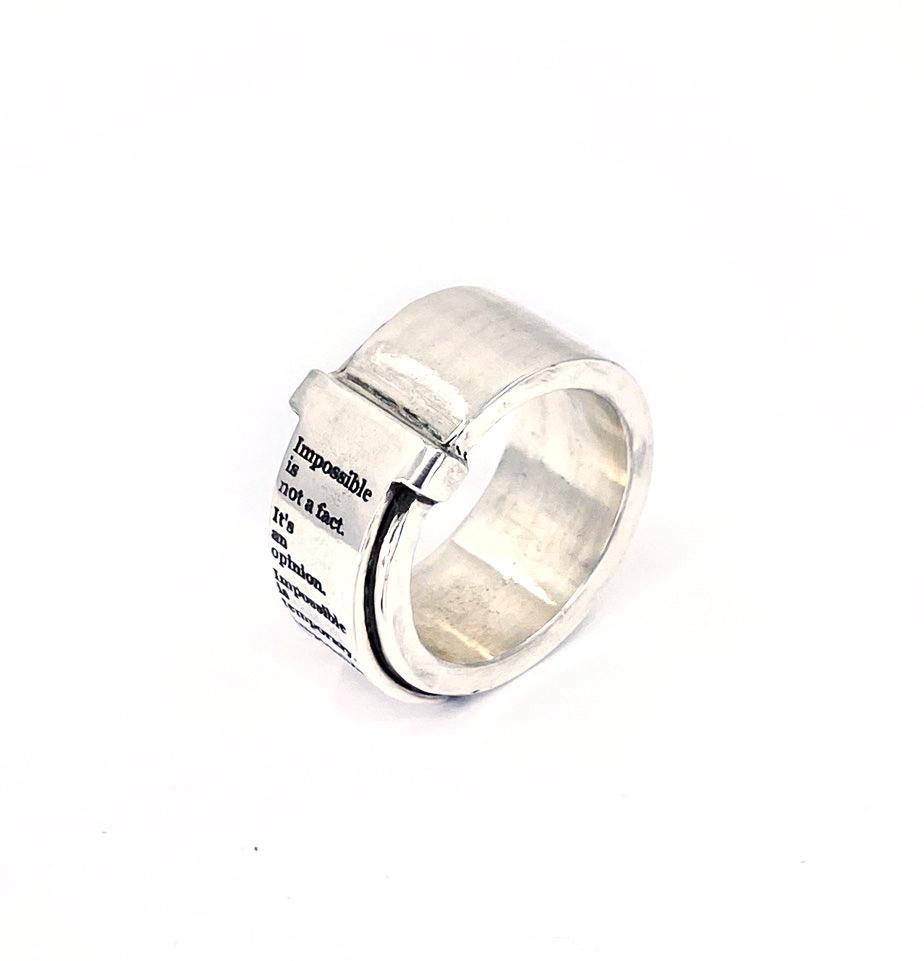 [킹베리] Champion ring