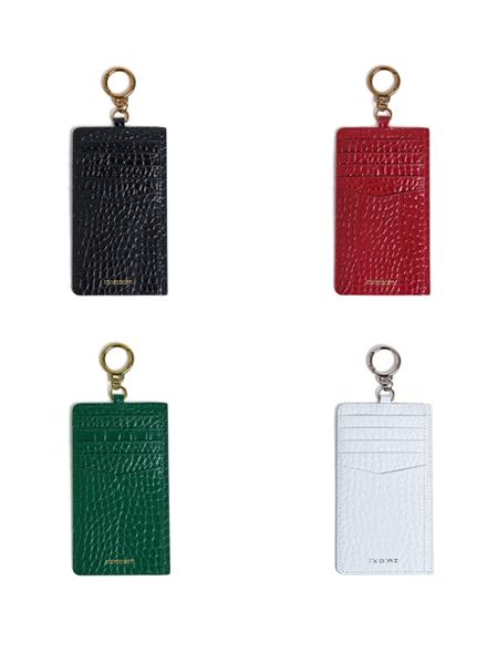 [모에모어] moenou ring wallet 링 카드 지갑 3컬러