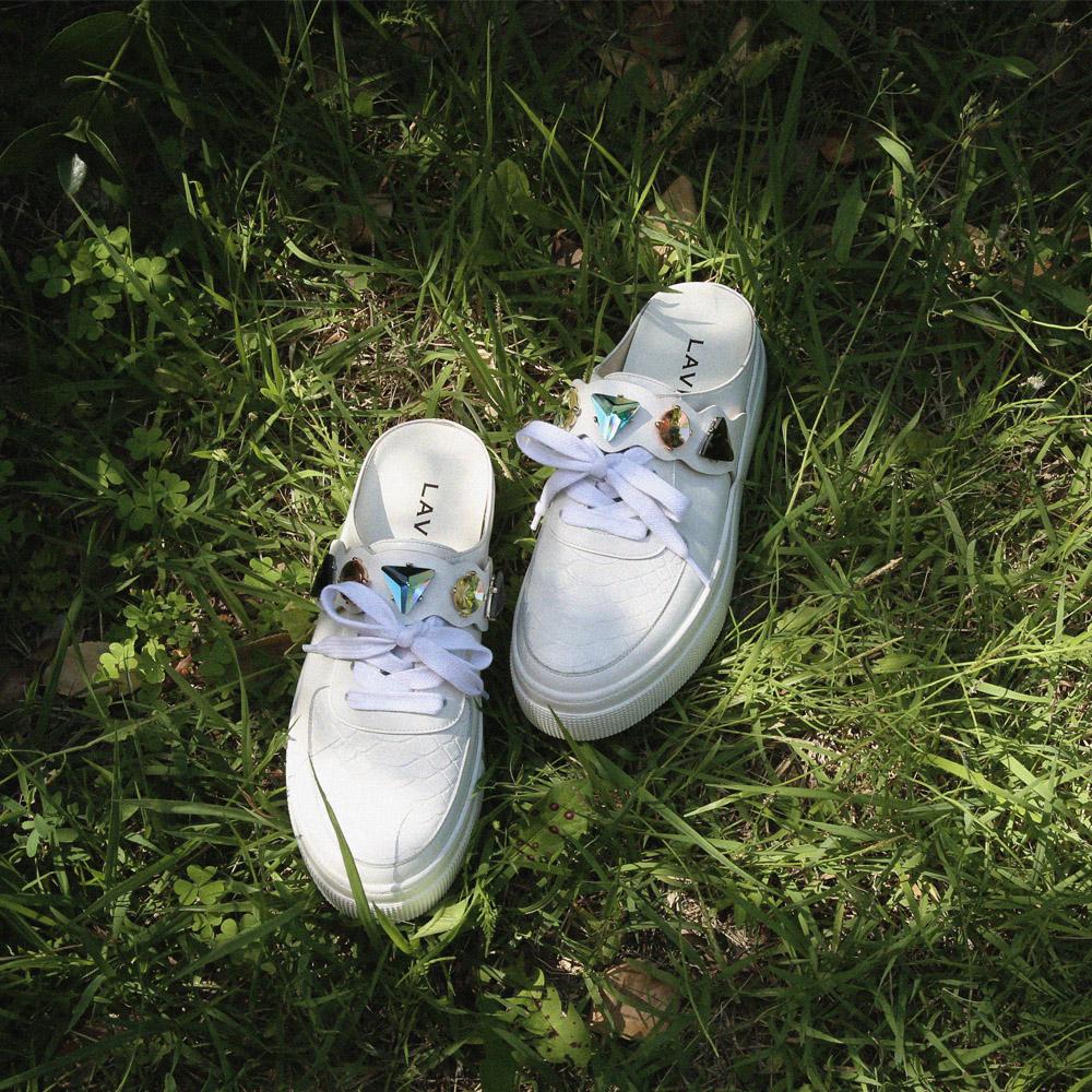 Gioiello_Mule Sneakers